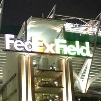 Photo taken at FedEx Field by John S. on 12/30/2012