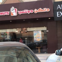Photo taken at Dunkin Donuts by Nasser A. on 8/27/2016