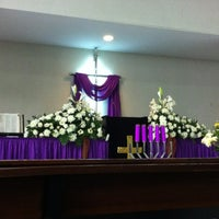 Photo taken at GKI Gejayan Pos Adisutjipto by Marina on 12/23/2012