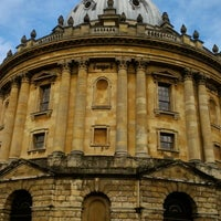 Photo taken at Radcliffe Camera by Jamie A. on 12/25/2012