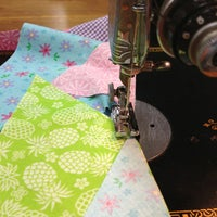 Photo taken at Temecula Quilt Co. by Lori S. on 4/8/2013