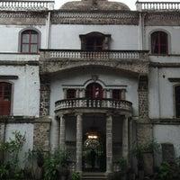 Photo taken at Hacienda La Cienega by C C. on 2/11/2013