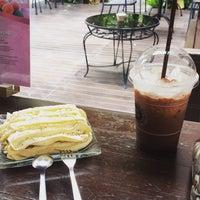 Photo taken at Sweets Café by Nancy M. on 6/12/2016
