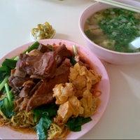 Photo taken at Tai Seng Noodle House by cozzanova on 2/27/2014