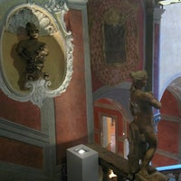 Photo taken at Palais Lascaris by Dmitry I. on 8/18/2014