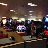 Photo taken at Chuck E. Cheese's by Ione V. on 2/7/2015