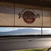Photo taken at Hard Rock Cafe Maui by Thomas N. on 7/28/2013