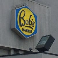 Photo taken at Bob's Market by Fred W. on 2/14/2016