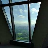 Photo taken at Hearst Tower by Fred W. on 6/2/2016