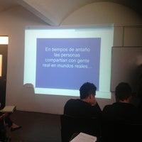 Photo taken at Fundacion Universitaria CIEO | UniCIEO by Yacquelin q. on 6/8/2013