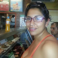 Photo taken at Subway by Victor Hugo R. on 4/1/2013