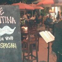 Photo taken at Cafe Arte by Ricardo R. on 2/2/2013