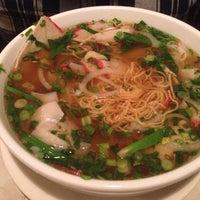 Photo taken at Bambu Vietnamese Restaurant by Ashlee F. on 2/19/2013