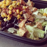 Photo taken at Pancheros Mexican Grill by Carrie S. on 8/17/2013