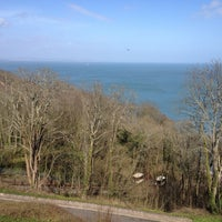 Photo taken at Babbacombe Cliff Railway by Closed on 4/16/2013