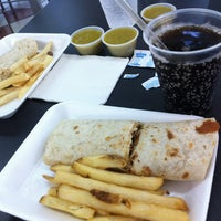 Photo taken at Cafetería FACPyA by Jessy C. on 6/4/2013