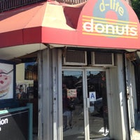 Photo taken at D-lite Donuts by Arthur R. on 7/23/2016