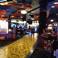 Photo taken at Dave & Buster's by Jarad G. on 10/22/2012