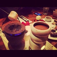 Photo taken at Max Brenner by Will E. on 9/24/2012