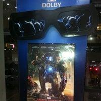 Photo taken at Cinema Devoto by Diego C. on 5/6/2013