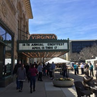 Photo taken at Virginia Theatre by Marcia F. on 4/14/2016