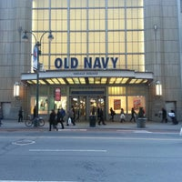 Photo taken at Old Navy by Mr. E. on 1/24/2013