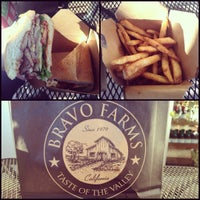 Photo taken at Bravo Farms Resturant and Cheese Shoppe by Christina T. on 12/20/2012