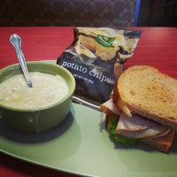 Photo taken at Panera Bread by Kevin H. on 6/25/2013