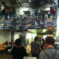 Photo taken at Super Duper Burger by Kurt W. on 9/23/2012