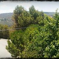 Photo taken at Las Tres Cruces by PIEDAD L. on 6/14/2014