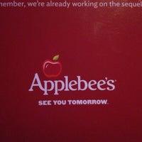 Photo taken at Applebee's by Nyerera on 10/28/2012