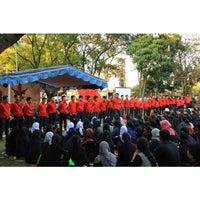 Photo taken at Fakultas Hukum by Eiko C. on 7/9/2014
