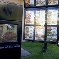 Photo taken at Carl's Jr by Cindy V. on 2/13/2013