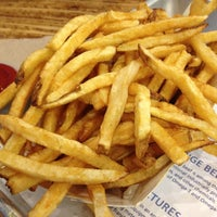Photo taken at Elevation Burger by Craig F. on 10/15/2012