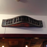 Photo taken at The Albina Press by Matthew B. on 4/17/2013