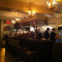 Photo taken at La Bêtise by Carey L. on 12/21/2012