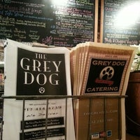 Photo taken at The Grey Dog by Ladymay on 6/21/2013