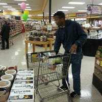 Photo taken at Marsh Supermarket by Tom N. on 4/1/2013