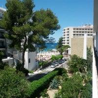 Photo taken at Hotel Osiris Ibiza by Alex K. on 5/16/2013