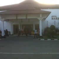 Photo taken at Gedung Mahameru by Adjifotovideo on 5/4/2013
