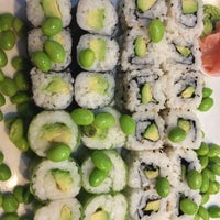 Photo taken at Eat Sushi by Alexandra M. on 12/3/2014