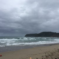 Photo taken at Uradome Coast by ogiken on 8/27/2016