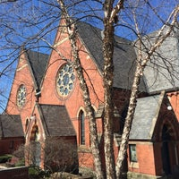 Photo taken at Sage Chapel by Chats C. on 3/19/2016