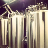 Photo taken at Fairhope Brewing Company by Ryan L. on 2/25/2013