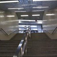 Photo taken at Lansdowne Subway Station by Alexander R. on 2/6/2013