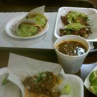 Photo taken at Tacos El Poblano by Arnoldo E. on 8/25/2013