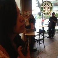 Photo taken at Starbucks Coffee by Rian C. on 12/20/2012
