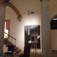Photo taken at Museo Bellas Artes by Pablo Á. on 10/17/2013