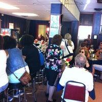 Photo taken at Cafe Reva by Rick G. on 8/25/2013