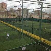 Photo taken at Biral Spor Tesisleri by Cem U. on 4/20/2013